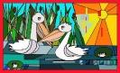 Избрани е-картички от конкурса на РИОСВ-Русе по повод  Световния ден на влажните зони 2 февруари 2014 г.