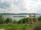 Кула за наблюдение на птици в ПР Сребърна