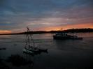 Река Дунав при гр. Русе